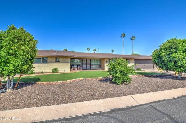 301 N 57TH Place, Mesa, AZ 85205 (MLS #6236551) :: The Garcia Group