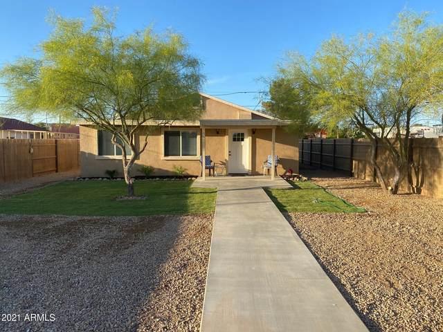 415 W Byrd Avenue, Coolidge, AZ 85128 (#6236556) :: AZ Power Team