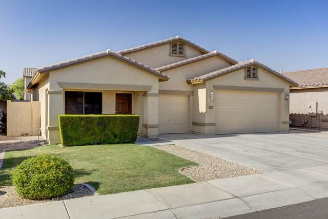12840 W Weldon Avenue, Avondale, AZ 85392 (MLS #6236585) :: Yost Realty Group at RE/MAX Casa Grande