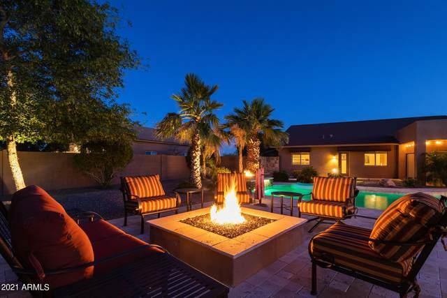 7801 E Davenport Drive, Scottsdale, AZ 85260 (MLS #6236589) :: The Garcia Group