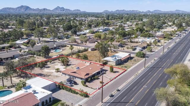 6149 E Thunderbird Road, Scottsdale, AZ 85254 (MLS #6236593) :: The Garcia Group