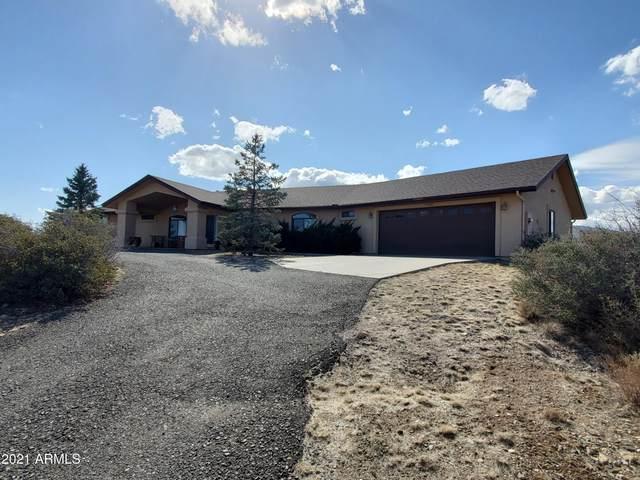 7700 S Dream Ridge Circle, Mayer, AZ 86333 (MLS #6236594) :: The Newman Team