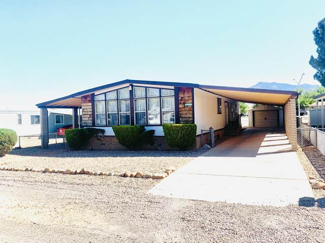 3828 S Inca Dove Place, Sierra Vista, AZ 85650 (MLS #6236600) :: Conway Real Estate