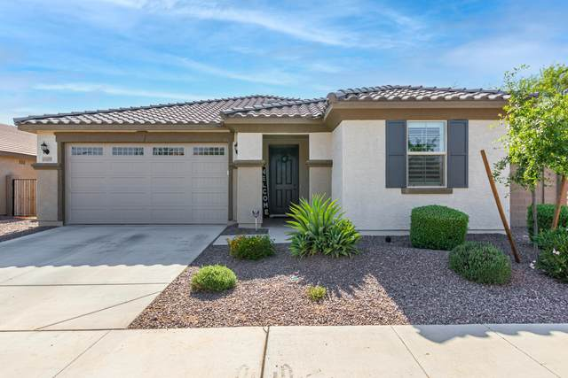 27472 N 172ND Avenue, Surprise, AZ 85387 (MLS #6236628) :: Midland Real Estate Alliance