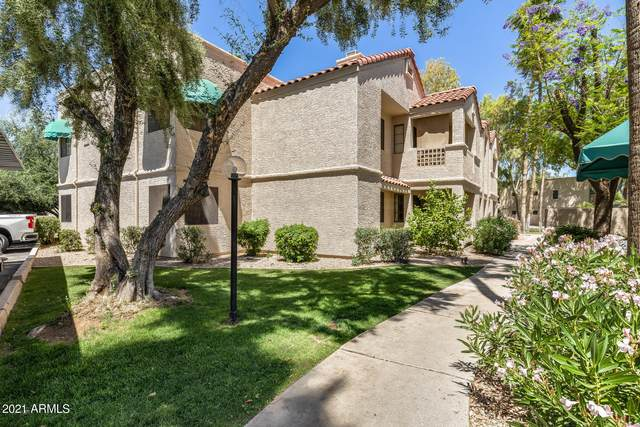 2855 S Extension Road #153, Mesa, AZ 85210 (MLS #6236644) :: Midland Real Estate Alliance