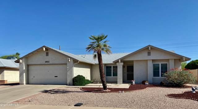 1851 Leisure World, Mesa, AZ 85206 (MLS #6236647) :: The Garcia Group