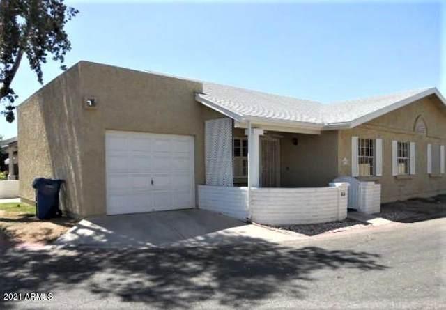 2929 E Broadway Road #33, Mesa, AZ 85204 (MLS #6236664) :: Yost Realty Group at RE/MAX Casa Grande