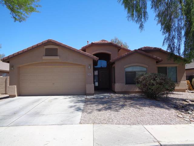 43447 W Sunland Drive, Maricopa, AZ 85138 (MLS #6236670) :: Nate Martinez Team