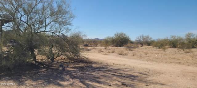 1302 S Oak Road, Maricopa, AZ 85139 (MLS #6236671) :: The Garcia Group