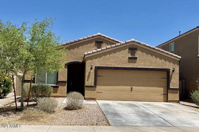 19549 N Salerno Circle, Maricopa, AZ 85138 (MLS #6236674) :: Zolin Group