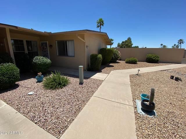 13337 W Desert Glen Drive, Sun City West, AZ 85375 (MLS #6236691) :: Zolin Group