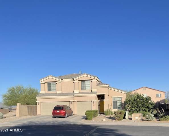 2009 N Cheyenne Place, Casa Grande, AZ 85122 (MLS #6236701) :: Arizona Home Group