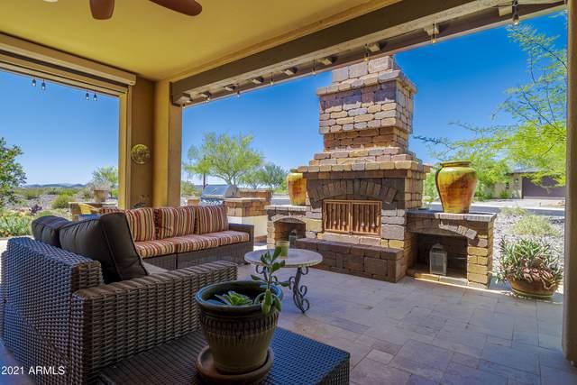 3892 Gold Ridge Road, Wickenburg, AZ 85390 (MLS #6236734) :: Maison DeBlanc Real Estate