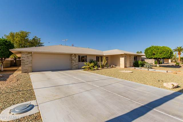 13450 W Gable Hill Drive, Sun City West, AZ 85375 (MLS #6236743) :: Nate Martinez Team