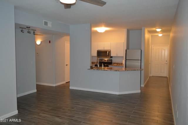 5302 E Van Buren Street #1043, Phoenix, AZ 85008 (MLS #6236749) :: The Garcia Group