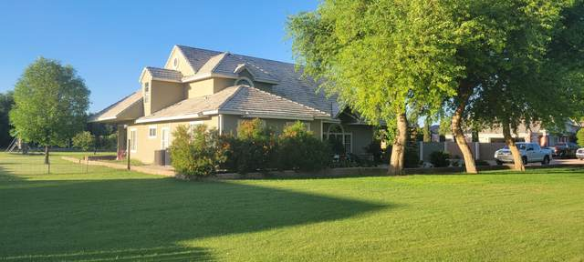 4144 E Houston Avenue, Gilbert, AZ 85234 (MLS #6236771) :: Arizona Home Group