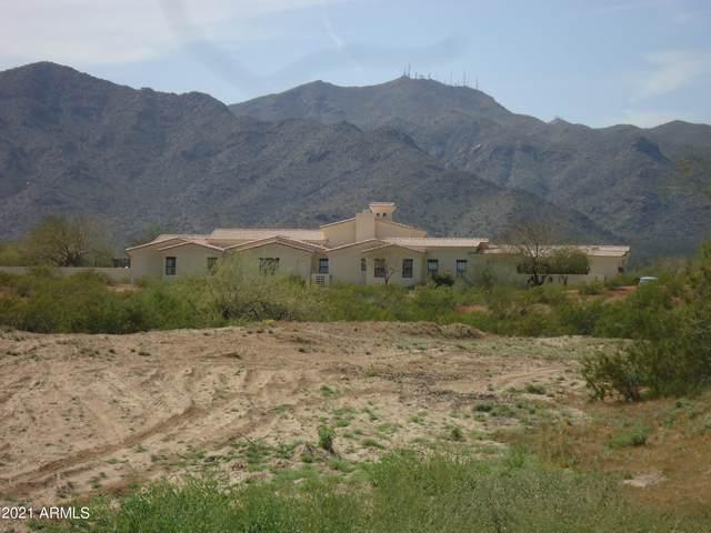 8512 N 192nd Avenue, Waddell, AZ 85355 (MLS #6236781) :: Long Realty West Valley