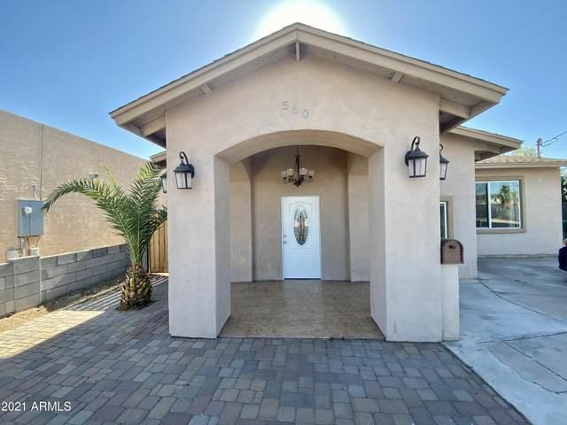 560 N Center Street, Mesa, AZ 85201 (MLS #6236794) :: Power Realty Group Model Home Center