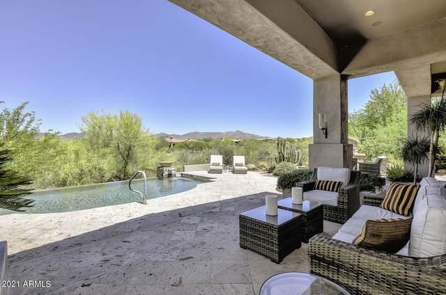 10202 E Winter Sun Drive, Scottsdale, AZ 85262 (MLS #6236824) :: Power Realty Group Model Home Center