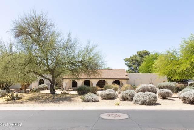 5115 E Berneil Drive, Paradise Valley, AZ 85253 (MLS #6236825) :: Yost Realty Group at RE/MAX Casa Grande