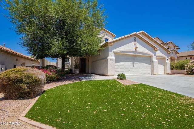 10602 W Lone Cactus Drive, Peoria, AZ 85382 (MLS #6236829) :: The Dobbins Team