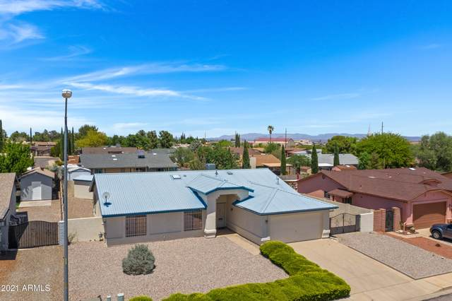5131 Calle Cumbre, Sierra Vista, AZ 85635 (#6236832) :: The Josh Berkley Team