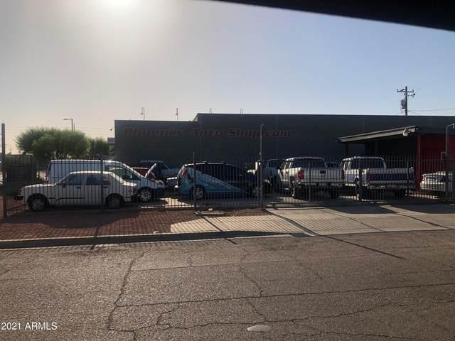 1703 E Jefferson Street, Phoenix, AZ 85034 (MLS #6236840) :: The Dobbins Team