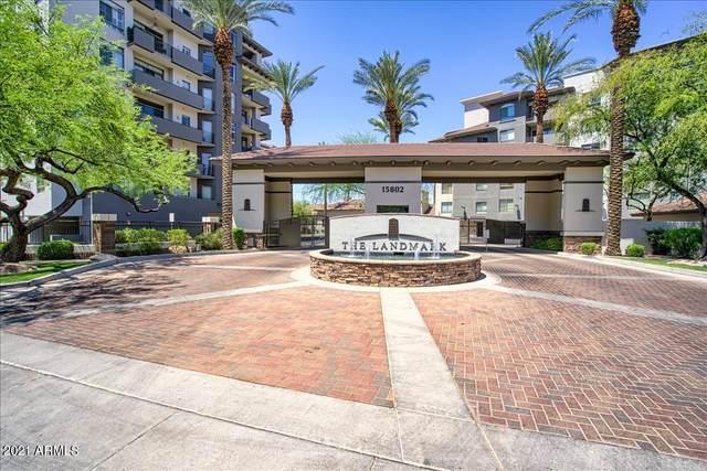 15802 N 71ST Street #305, Scottsdale, AZ 85254 (MLS #6236863) :: Midland Real Estate Alliance
