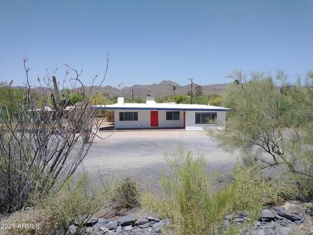 6128 E Kohuana Place, Cave Creek, AZ 85331 (MLS #6236868) :: Nate Martinez Team