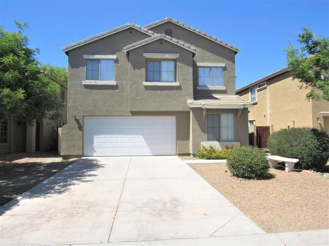 518 E Maddison Street, San Tan Valley, AZ 85140 (MLS #6236876) :: Nate Martinez Team