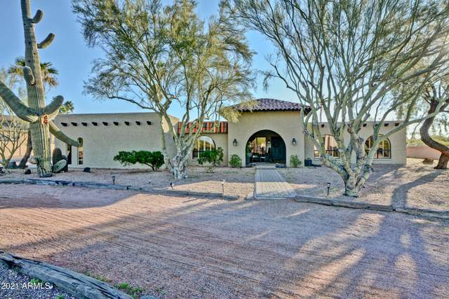 9437 N 122ND Place, Scottsdale, AZ 85259 (MLS #6236878) :: Conway Real Estate