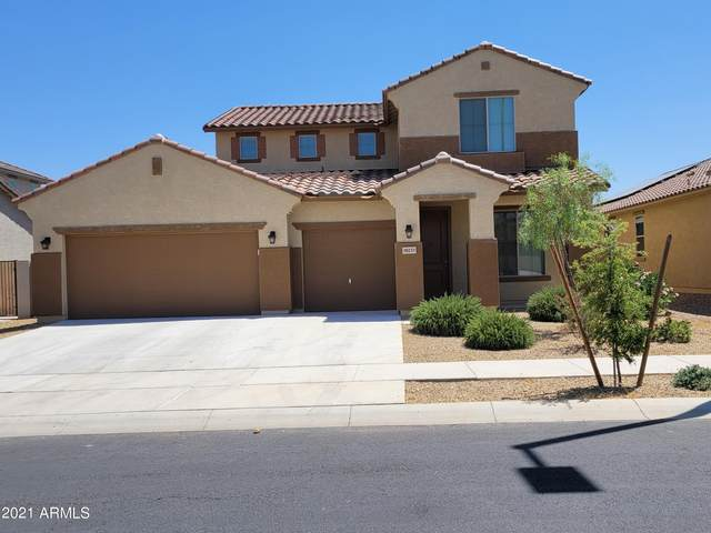 18233 W Foothill Drive, Surprise, AZ 85387 (MLS #6236883) :: Midland Real Estate Alliance