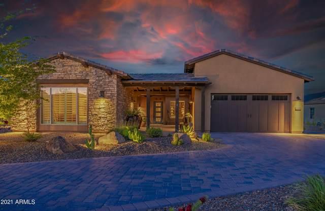 3795 Ridge Runner Way, Wickenburg, AZ 85390 (MLS #6236903) :: Yost Realty Group at RE/MAX Casa Grande