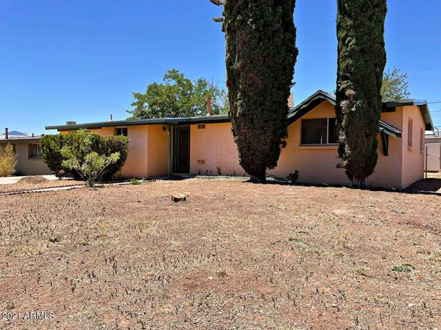 1452 S Calle De Rosas, Bisbee, AZ 85603 (MLS #6236917) :: The Laughton Team