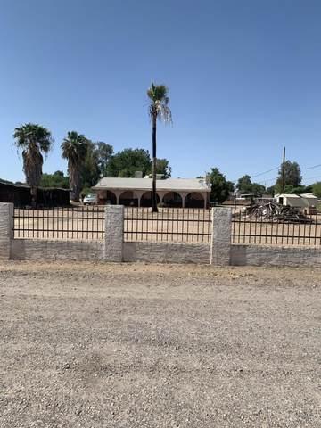 12630 E Vallejo Street, Chandler, AZ 85249 (MLS #6236921) :: The Helping Hands Team