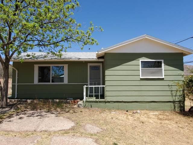 5, 5A Cochise Row, Bisbee, AZ 85603 (MLS #6236937) :: The Laughton Team