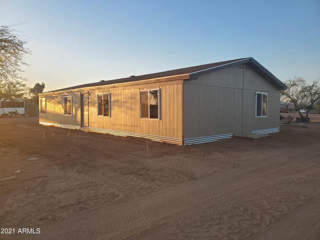 21004 W Beacon Lane, Wittmann, AZ 85361 (MLS #6236946) :: The Newman Team