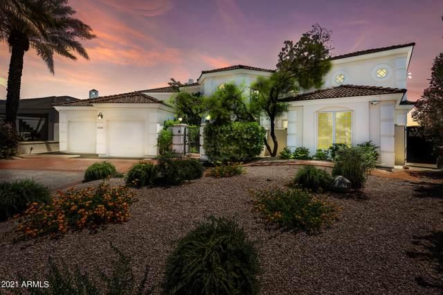 8241 E Del Camino Drive, Scottsdale, AZ 85258 (MLS #6236958) :: My Home Group