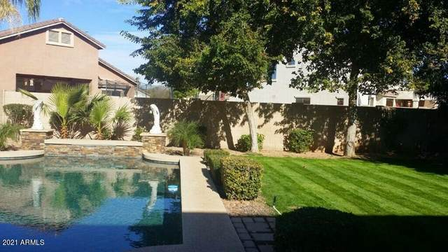 10746 E Kilarea Avenue, Mesa, AZ 85209 (MLS #6236970) :: Yost Realty Group at RE/MAX Casa Grande