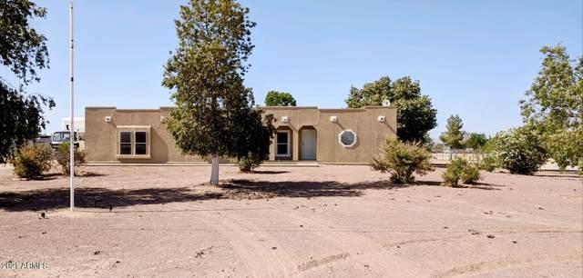 22422 W Peak View Road, Wittmann, AZ 85361 (MLS #6236974) :: CANAM Realty Group