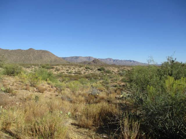 25535 S Ghost Town  A-1 Road, Congress, AZ 85332 (MLS #6237006) :: The Laughton Team