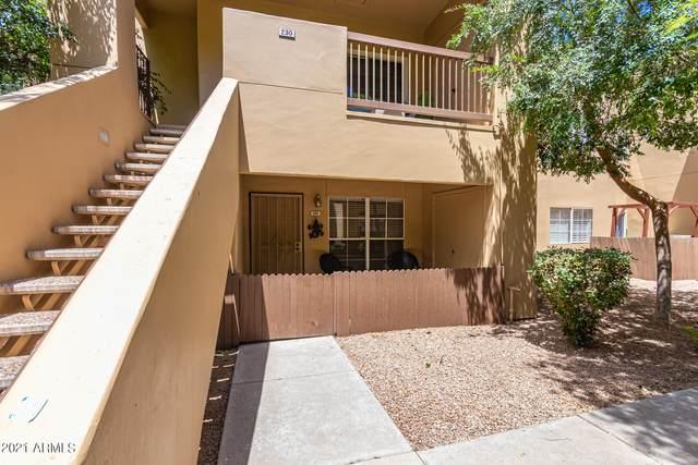 500 N Gila Springs Boulevard #130, Chandler, AZ 85226 (MLS #6237011) :: The Laughton Team