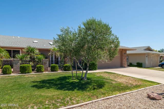12710 W Ashwood Drive, Sun City West, AZ 85375 (MLS #6237020) :: Zolin Group
