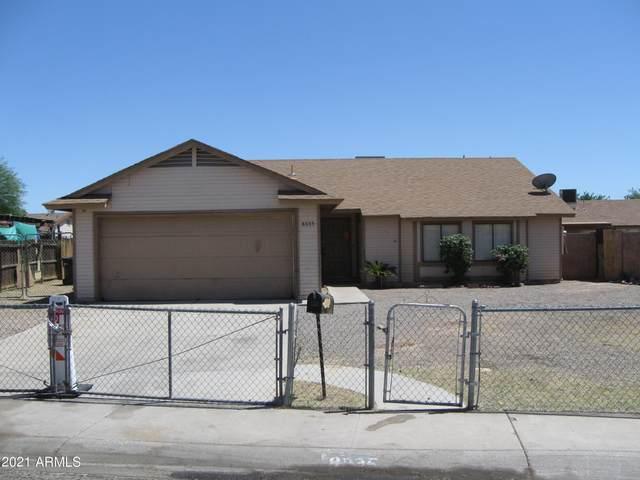 8035 W Mackenzie Drive, Phoenix, AZ 85033 (MLS #6237021) :: The Laughton Team