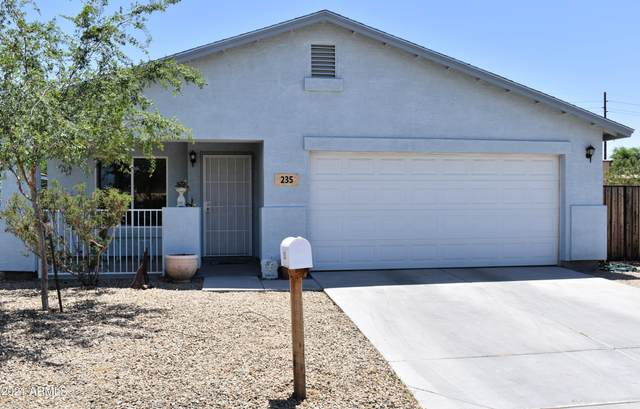235 E Kesler Lane, Chandler, AZ 85225 (MLS #6237024) :: The Laughton Team