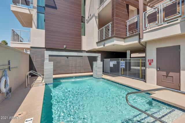 7550 E Osborn Road 1-10, Scottsdale, AZ 85251 (MLS #6237029) :: The Newman Team