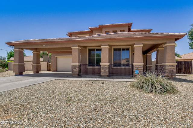 15215 W Tasha Drive, Surprise, AZ 85374 (MLS #6237063) :: Midland Real Estate Alliance