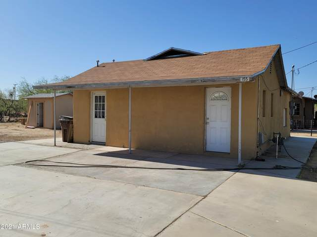 155 S Willow Street, Florence, AZ 85132 (MLS #6237064) :: Conway Real Estate