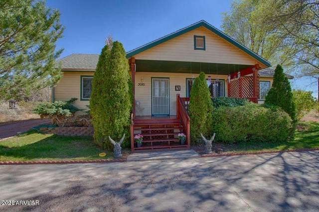 3085 W Country Club Drive, Snowflake, AZ 85937 (MLS #6237065) :: Arizona Home Group