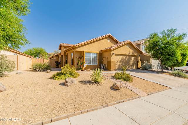 4205 E Creosote Drive, Cave Creek, AZ 85331 (MLS #6237073) :: The Newman Team